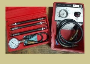 Compression Tester and Leak Down Tester