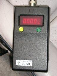 the Automotive Oscilloscope, 9268 LH/EZK tester