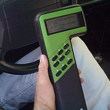 The automotive oscilloscope, Bosch Hammer Porsche tool number 9288
