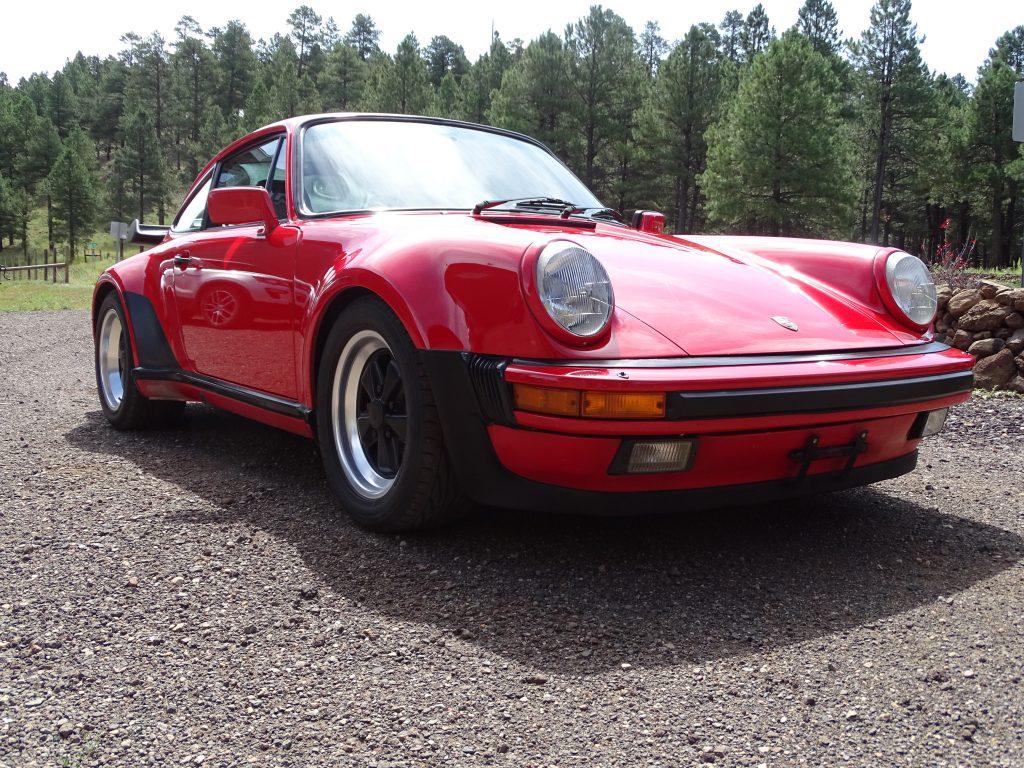 Stock Porsche 930