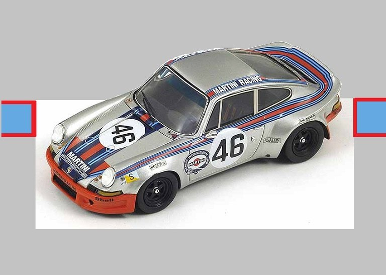 Race Car Toy Martini Style