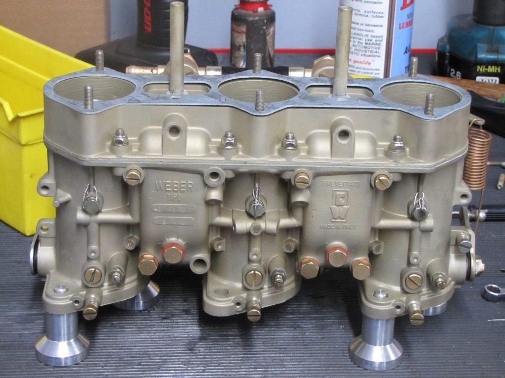 Carburador Weber 40 IDA