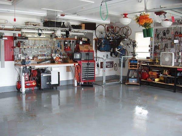 Casa Garaje