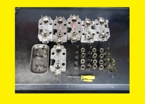 How to rebuild the 911 Cylinder head Part 1