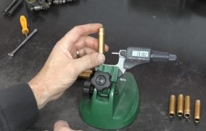 Measuring a Valve Guide