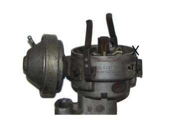 Distributor Rotor Marking Part