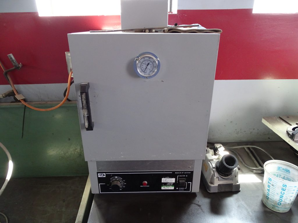 Shop or scientific oven