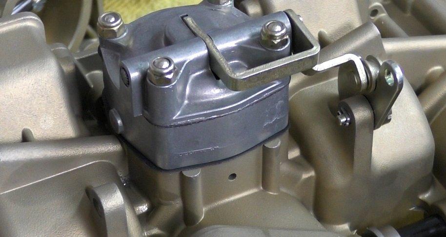 The Accelerator Pump Circuit can influence carburetor performance