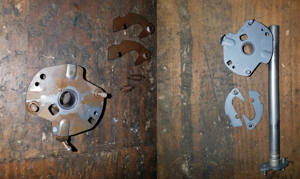 Combating corrosion on a Marelli Distributor
