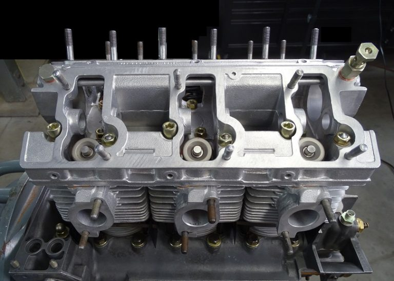 How to install Porsche 911 air-cooled Cylinder heads and Camboxes