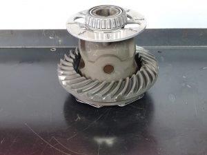porsche 915 transmission open differential
