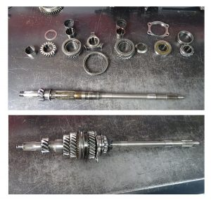 all about a 915 transmission input shaft