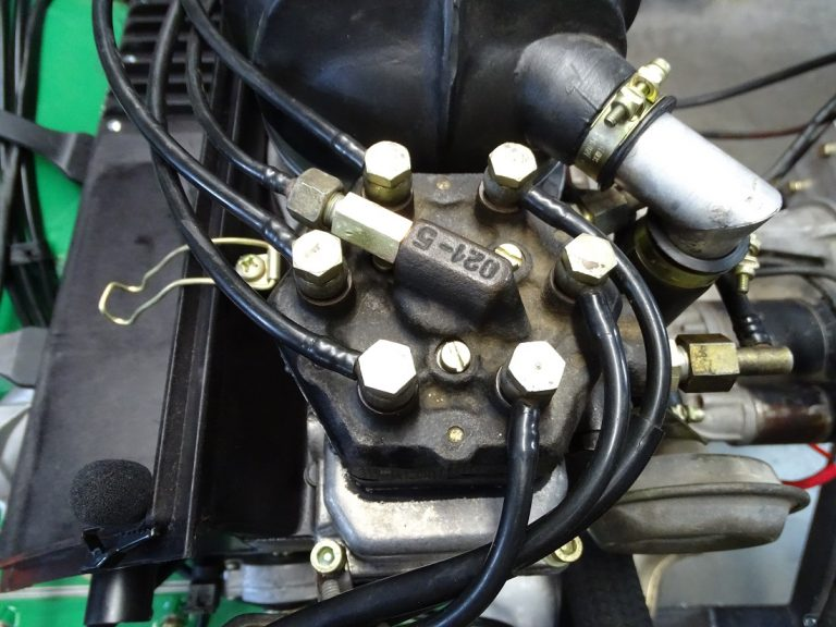 The fuel distributor is the heart of your CIS fuel injection system